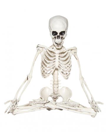 Yoga Skeleton 18 Cm