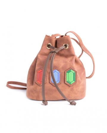 Left Ruby Bag - Zelda