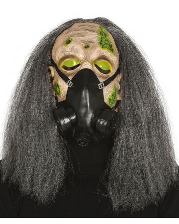 Zombie Halloween Gas Mask