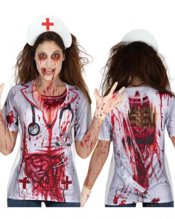 Zombie Nurse T-Shirt