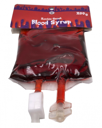 Zombie Snack Blood Bank
