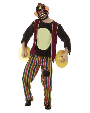 Zombie Zirkusaffe Deluxe Kostüm