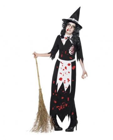 Zombie Hexen Kostüm