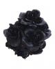 12 Black Roses As A Bouquet