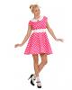 50s Polka Dot Dress Gr. L
