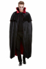 Vampire Cape Velours Deluxe For Adults