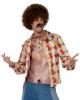 70er haarige Brust Achselshirt