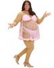 Babsi Fat Stripclub Beauty Costume