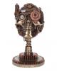 Bionic Ocular Receiver Totenkopf Figur 23cm