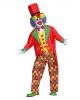 Clown Costume With Tails And Top Hat