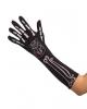 Day Of The Dead Sugar Skull Gloves