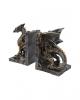 Dracus Machina Steampunk Bookends