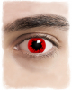 Red Apocalypse Contact Lenses