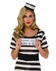 Prison Ladies Costume County Jail