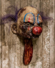 Horror Clown Licker Mural With Movement