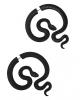 KILLSTAR Serpent Ohrringe