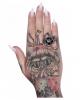 KILLSTAR Zeke Pentagram Ring