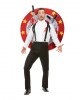 Knife Thrower Circus Deluxe Costume For Men