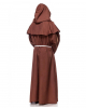Monk Costume Brown