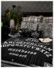 Ouija Board Bedspread