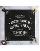 Ouija Board Wicca Altar-Tuch 70x70cm