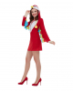 Parrot Costume Dress With Hood For Adults