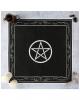Pentagram Wicca Altar Cloth 94x94 Cm