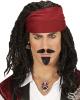 Piratenkette mit Totenkopf & Knochen
