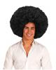 Riesige Afro Perücke Schwarz