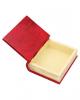 Rotes Buch der Zaubersprüche Schatulle