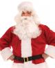5-piece Santa Claus Costume With Plush