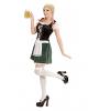 Sexy Oktoberfest Girl Costume M