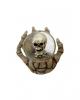 "Skeleton Hand With Skull ""Snow Globe"