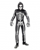 Scary Skeleton Jumpsuit For Kids