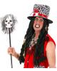 Voodoo Priest In Wig Black