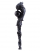 Magic Wand Black Phoenix With Black Ball