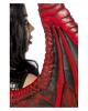 Dragon Lady Kostüm mit Flügel
