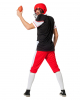 Football Player Men Costume