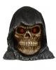 Grim Reaper Totenschädel mit leuchtenden Augen