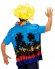 Hawaii Shirt With Palms