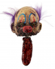 Horror Clown Licker Wandbild mit Bewegung