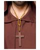 Monk Costume Brown