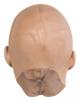 Mönch Maske aus Schaumlatex