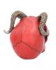 Red Devil Beelzeboss Skull