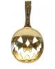 Spooky Pumpkin Teelöffel Gold