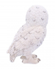 White Snowy Owl Figurine 13,3cm