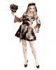 Zombie Braut Kostüm mit Schleier