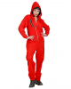 Bank Robber Costume Overall Unisex
