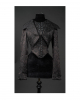 Evil Queen Jacket With Stand-up Collar