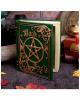 Green Book Of Spells Casket